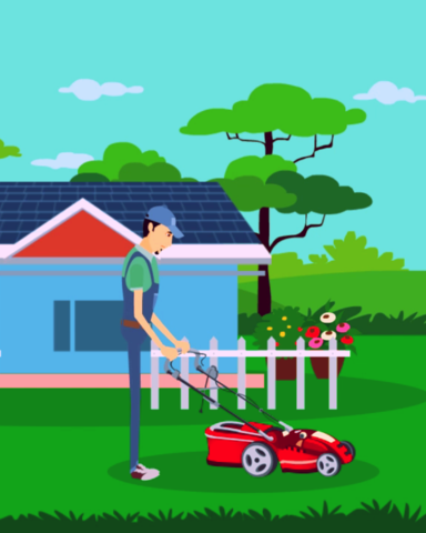 Landscaping 2D Animated Explainer Video