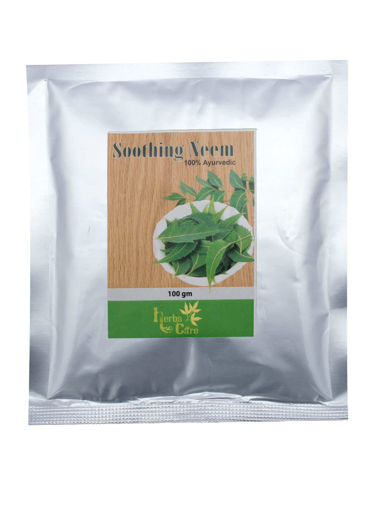 Natural & Pure Ayurvedic Soothing Neem