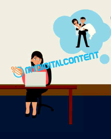 Wedding Service 2D Animated Explainer Video