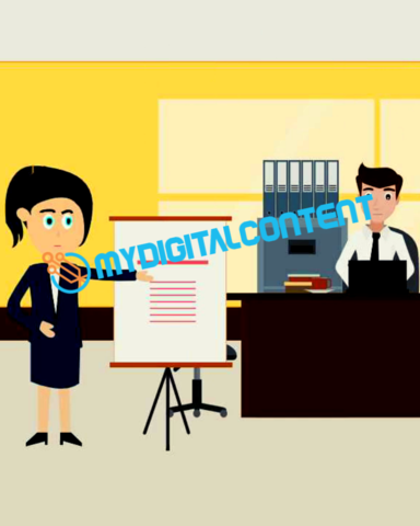 Travel Consultant 2D Animated Explainer Video