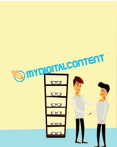 Optometrist 2D Animated Explainer Video