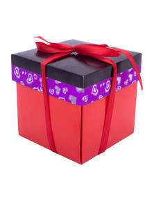 4 Photo Capacity Explosion Gift Box