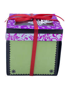 30 Photo Capacity Explosion Gift Box