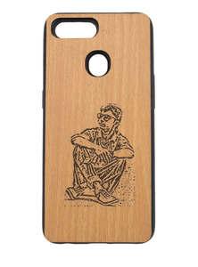 Laser Engraving Wooden Phone Case