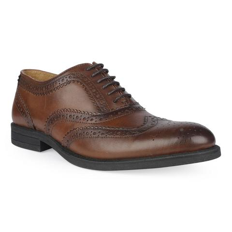 Jennys Men's Leather Formal Shoe