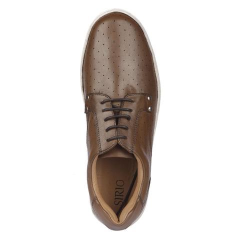 Jennys Leather Pump Shoe for Men