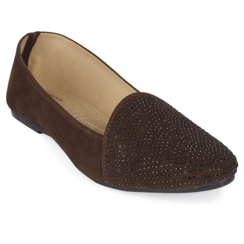 Jennys Women's Shoe Dark Brown