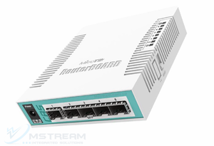 Mikrotik Smart Switch CRS106-1C-5S