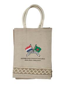 Eco-Friendly Jute Cotton Lunch Bag