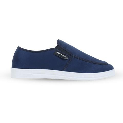 Navy Mesh Sneaker for Men