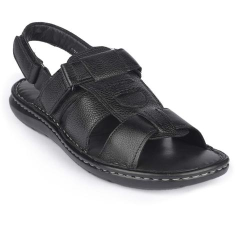 Men's Leather Sandal -9233101