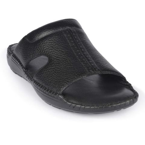 Men's Leather Sandal-9904101