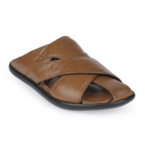 Men's Leather Sandal-9894102