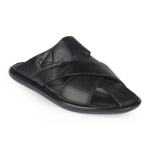 Men's Leather Sandal-9894101