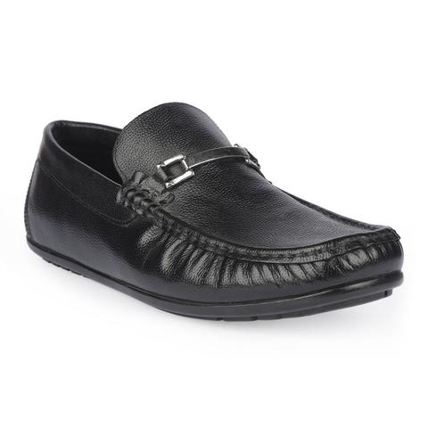 Men's Leather Loafer Shoe-9732101