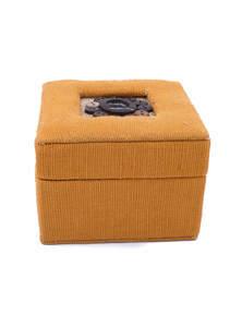 Eco Friendly Jute Jewelry Box