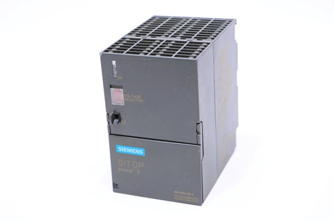 Siemens 6EP1 333 1SL11 SITOP Power 5 Power Supply