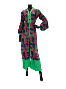 Multi-color Georgette Ladies Tops with Palazzo Pant