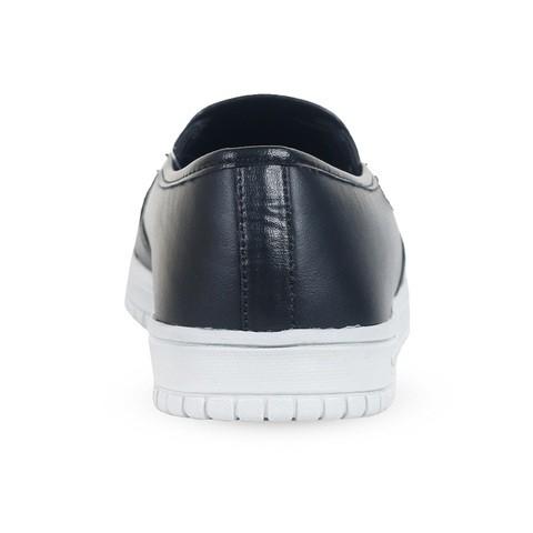 Navy Mesh Sneaker for Men-9025801