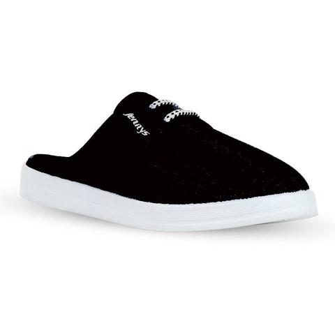 Black Mesh Sneaker for Men