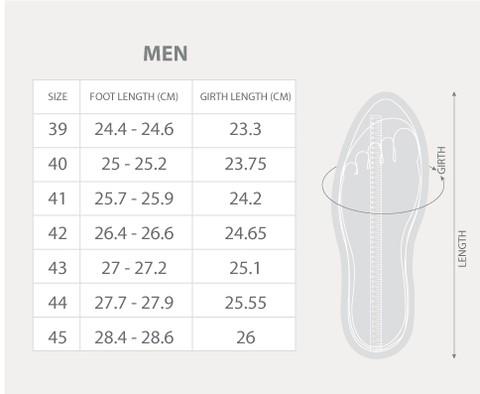 Black Mesh Sneaker for Men-9036101