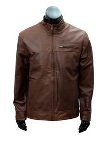 Genuine Leather Jacket For Men