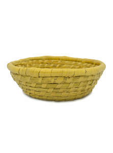 Eco-Friendly Water Hyacinth Fruit Bowl
