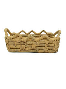 Eco Friendly Water Hyacinth Tray