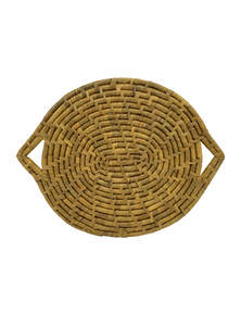 Eco Friendly Water Hyacinth Placemat Set