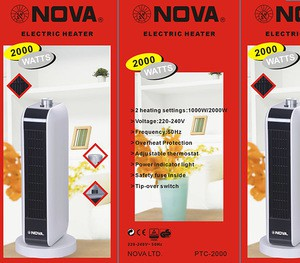 Nova FH - 2000 Room Heater