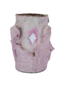 Recycled Paper Flower Vase Pot