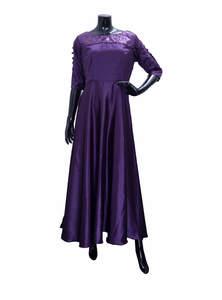 Ladies Chiffon Georgette Gown