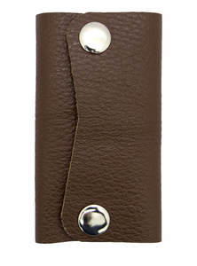 Leather Key Ring Holder