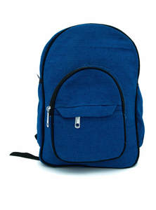 Eco-Friendly Travel Laptop Jute Backpack