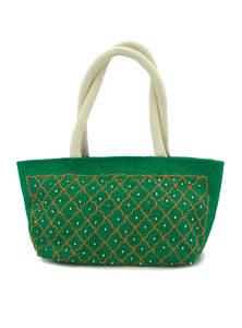 Eco-Friendly Ladies Jute Bag