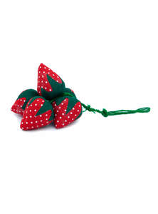 Eco-Friendly Cotton Strawberry For Decoration