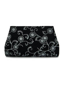 Eco-Friendly Embroidered Hand Purse For Women