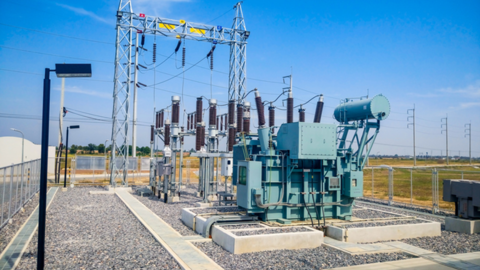 Electrical systems with Substation and Power Generation