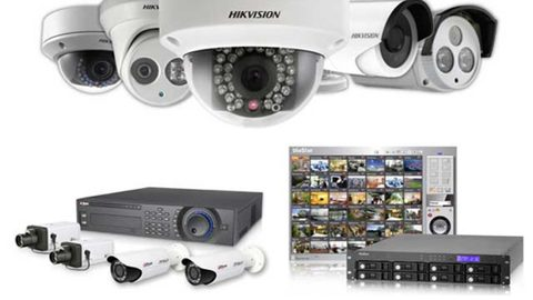 Electronic Security System Package