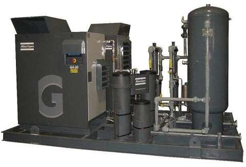Utility Machinery & Mechanical Piping