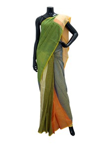 Khadi Cotton Saree For Women