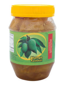 Hot & Spicy Mango Pickles
