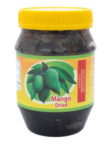Hot & Spicy Dry Mango Pickles