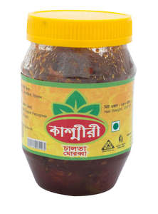 Hot & Spicy Chalta Sweet Pickles