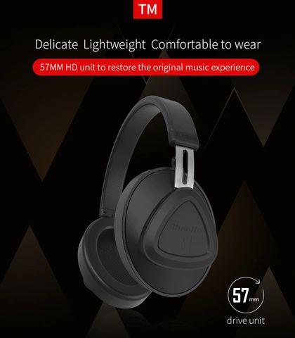 Bluedio T-Monitor Wireless Bluetooth Headphones