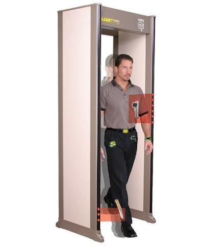 PD 6500i Walk Through Metal Detector - Grey