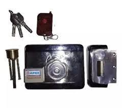 Wireless Remote Control Door Lock