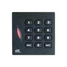 KR102E RFID Exit Reader – Black