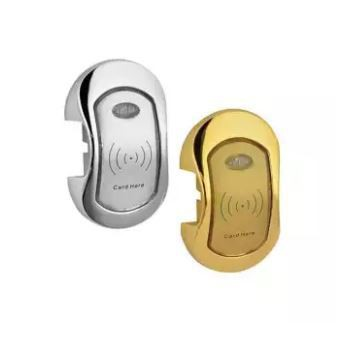 Electronic cabinet Door lock Card Reader Locker Lock Master Key Management for Locker-Golden