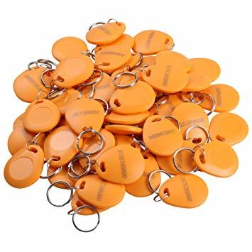 RFID Keyfob Proximity Tags key-ring 10pcs
